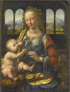 Malen lernen - Farbkontraste und Raum, Leonardo in München