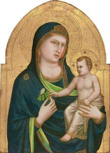Malen lernen - Mittelalter Bildraum - Giotto