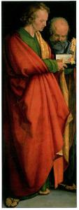 Malen lernen, Farbkontraste in der deutschen Renaissance