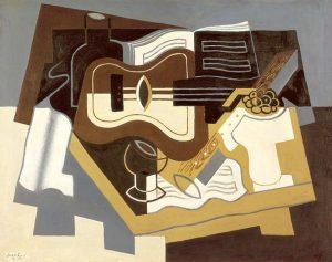 Kubismus, Formen statt Farben, Malen lernen
