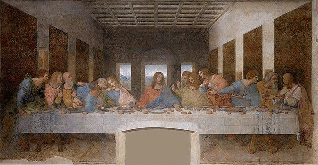 Tiefenwirkung durch Licht, Zeichnung und Farbe, Leonardo da Vinci, Bildraum