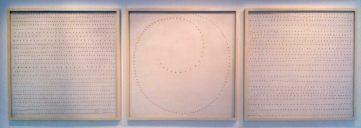 Durchbrechen der Bildfläche, Farben-Liebe, Lucio Fontana, I Buchi