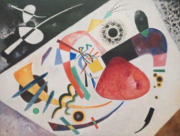 Wassily Kandinsky, Abstrakte Malerei, Farben-Liebe, Das Geistige in der Kunst